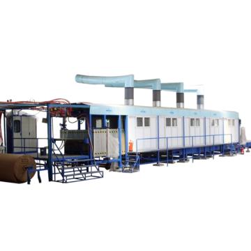 Schwamm CNC kontinuierliche Schäumanlage