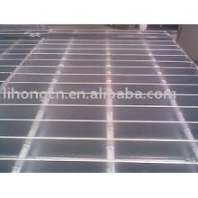 Clôture galvanisée, clôture métallique, clôture en acier galvanisé, grille