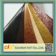 Décoration populaire en cuir PU brillant