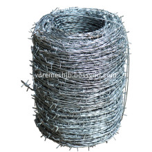 Hot-dip Galvanized Barbed Wire