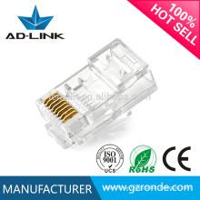 RG45 Telekommunikation Gute Qualität lan Kabel Modular Plug