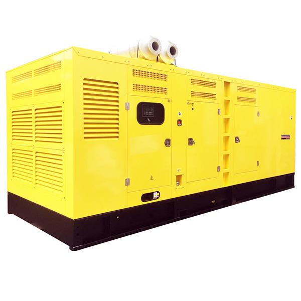 Yangdong Rainproof Diesel Generator 1