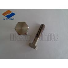 boulon à tête hexagonale haute résistance en titane M8 * 30