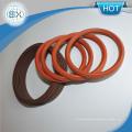 Hydraulische Gummi- + Gewebe-Verpackungsdichtungen ohne Klebstoffe oder Expansion für einfach oder doppelt wirkende Zylinder