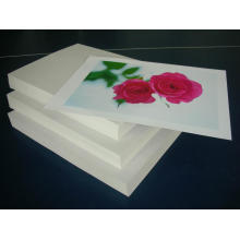 papel adhesivo doble blanco