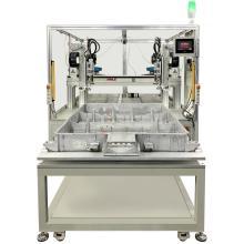 Sistema de alimentador automático de tornillo de retención