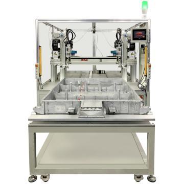 Sistema Alimentador de Parafuso Retentor Automático