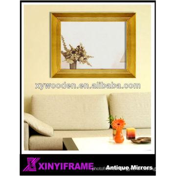 Wholsale Decorative Handmade Wood Framed Modern Wall Mirror