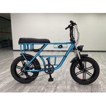OEM Bicycle 20 Inch Shimano 7 Speed Man Fat Electric Bike