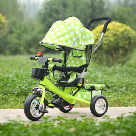 EVA Tire 4 in 1 Baby Tricycle for Russia Market