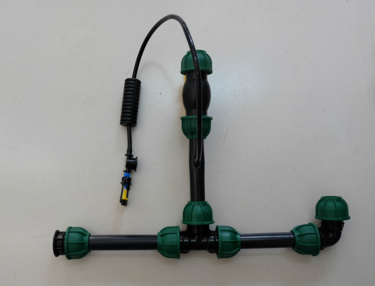 Simple drip irrigation system