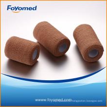 Guter Preis und Qualität Baumwolle Selbstklebende Bandage