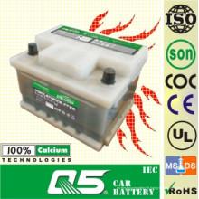 Batterie de voiture sans entretien de haute qualité DIN-53646 12V35AH pour Mercedes-Benz A2305410001