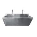 Scrub sink for hospital