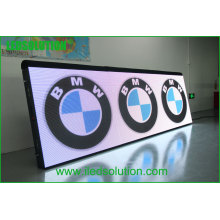 P6 Indoor Outdoor Die-Cast Stadium Perimeter LED Display