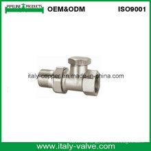 ODM Quality Brass Straight Radiator Valve (AV3056)