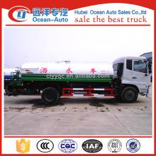 Truck del tanque de agua del kingrun 12000L para la venta