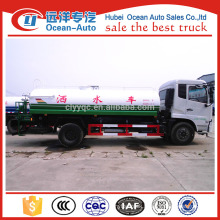 kingrun 12000L water tank truck for sale