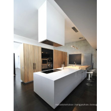 2015 Best Selling Wood Kitchen Cabinet (GLOE177)