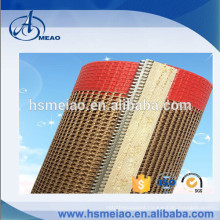 stable quality Teflon PTFE fiberglass mesh conveyor belt