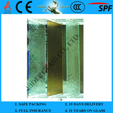 4-6mm Colored Patterned Louver Glass with CE & ISO9001