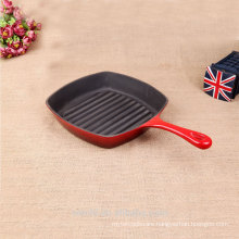 non stick multifunction grill pan with one shape handle
