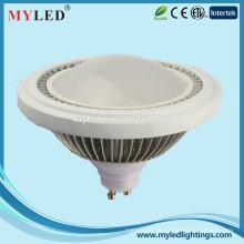 2015 Heißer Verkauf u. Qualität LED AR111 Lampe 12W mit G53 / GU10 Unterseite