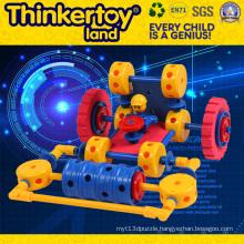 2015 Colorfull Huge Plastic Body Building Blocks Toys