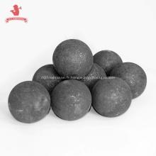 Bille d'acier abrasive laminée à chaud pour broyeur à boulets