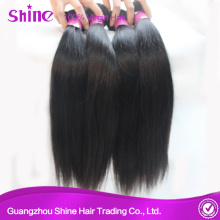 Natural Wholesale Straight Brazilian Human Hair Extensions