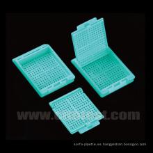 Cassettes de procesamiento / incrustación de biopsias (31050111)
