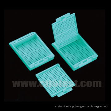 Cassetes para processamento / inserção de biópsias (31050111)