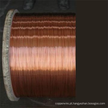 Fio de aço revestido de cobre ASTM padrão CCS
