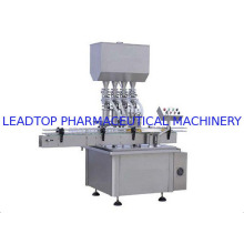 Viscosity Liquid / Ketchup / Sauce Filling Machine Avf Series 20-500ml