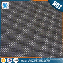 Hot sale black wire cloth fabric plastic extruder metal filter mesh screen