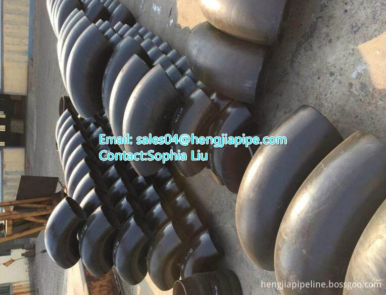carbon steel ANSI elbow
