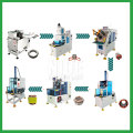 Customized stator winding production line