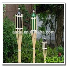 Audu Дешевые бамбуковые факелы / бамбуковый факел citronella candle