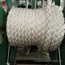 12 Strands Aramid Rope for Marine Mooring Towing Fishing Rope
