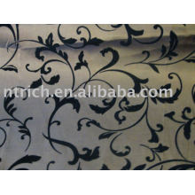 chameleon embroidery table cloth