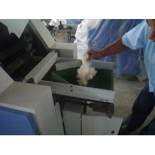 Small Camel Yarn Carding and Spinning Textile Machine
