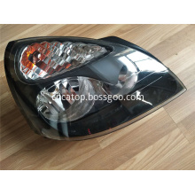 Renault Clio 2001 Head Lamp White 7701051770 7701051769