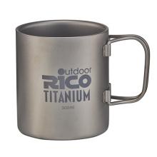 Titan-Doppelwand-Becher 300ml