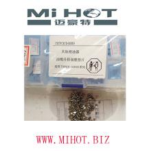 Inyector de combustible Common Rail Bosch ajuste cuñas Z05vc04009