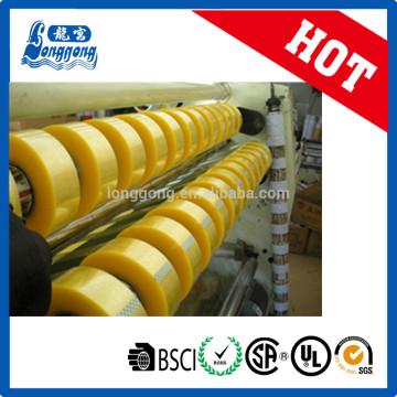 Печатная лента упаковочного материала с бумажной лентой BOPP