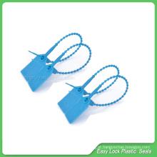 Selo de alta segurança (JY180), selo de plástico de alta segurança para a indústria de transporte