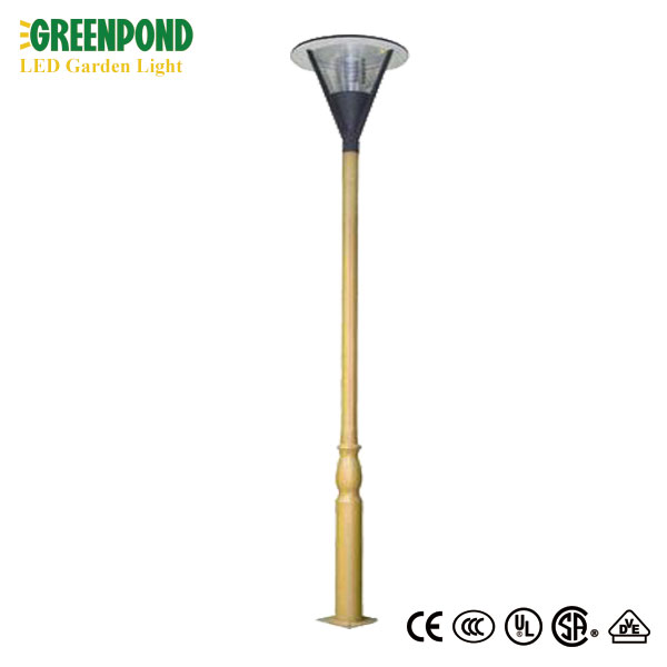 3.5M 20W-40W CE Approval LED Yard Light