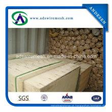 Rede de arame de aço inoxidável da fabricação profissional, malha de aço inoxidável