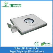 12Watt All in One Solar Steet Lighting With Lithium Battery