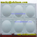Industrial Insulated  Sectional Welded Water Storage Tank Price